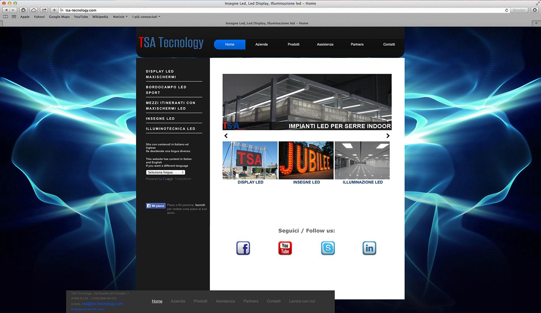 realizzazione sito internet aziendale