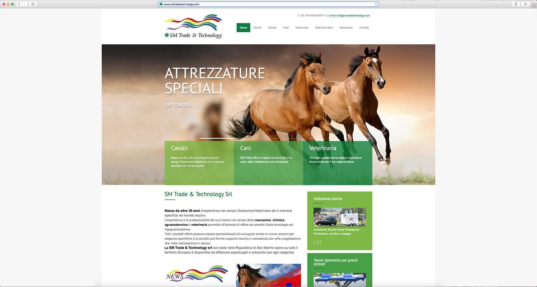 realizzazione sito web zootecnia