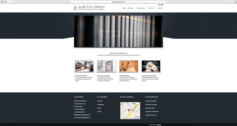sviluppo sito web studio legale