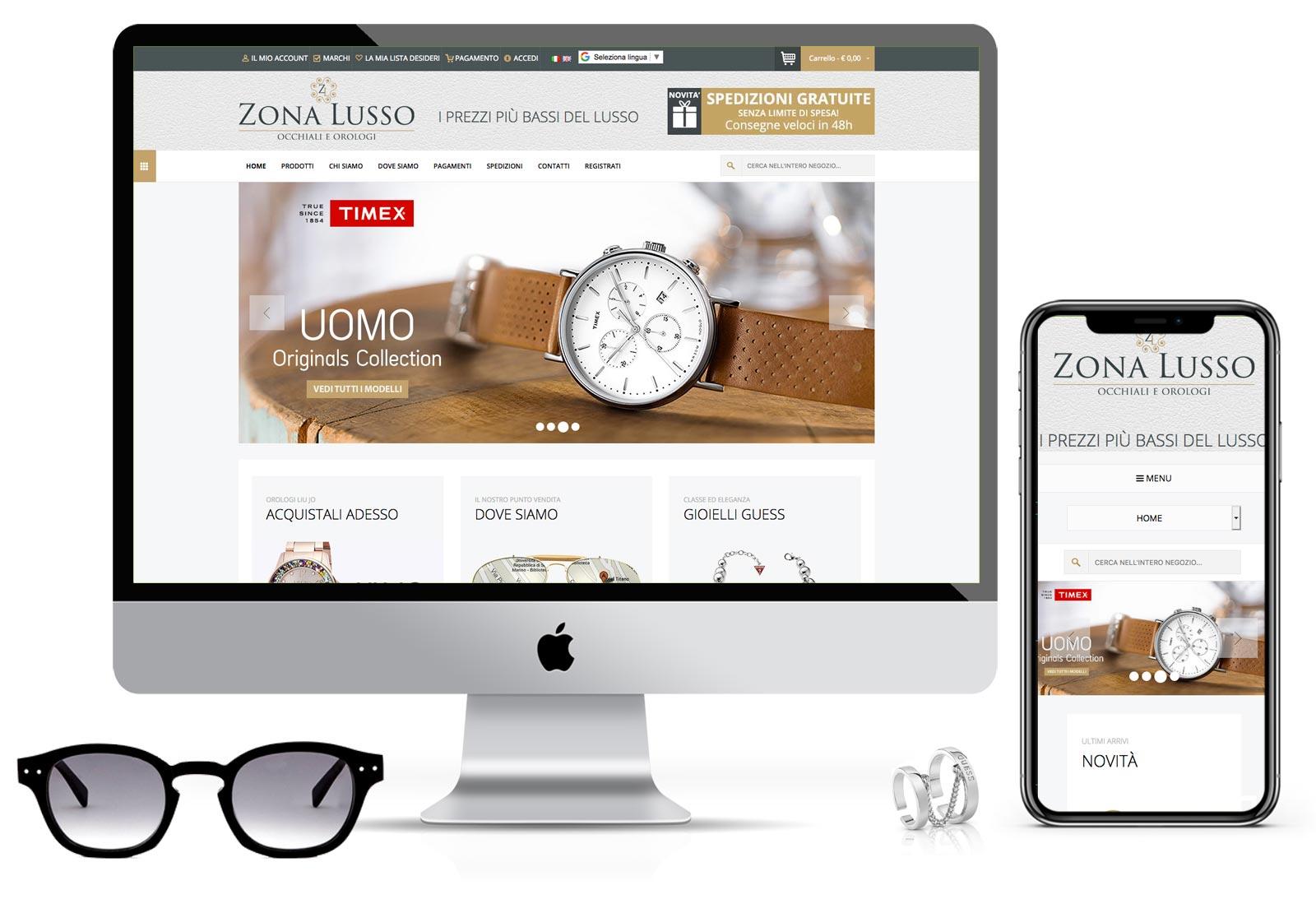 realizzazione-ecommerce-magento-orologi-occhiali-gioielli