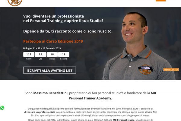 MB Personal Trainer Academy