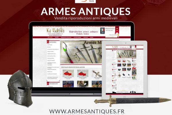 Armes Antiques