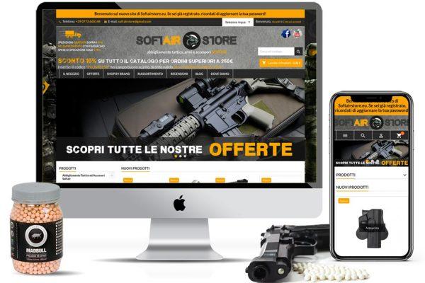 SoftairStore-eCommerce