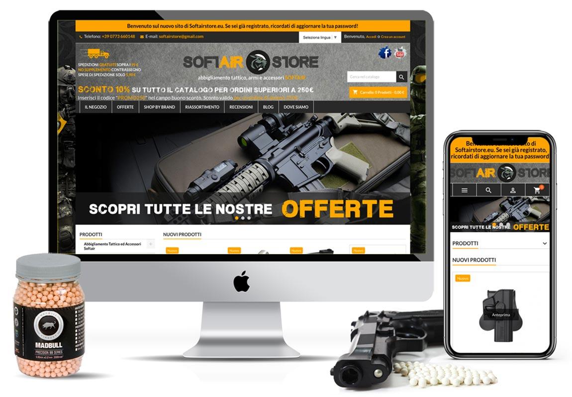 sviluppo-ecommerce-prodotti-accessori-softair