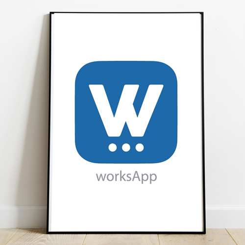 Realizzazione logo WorksApp