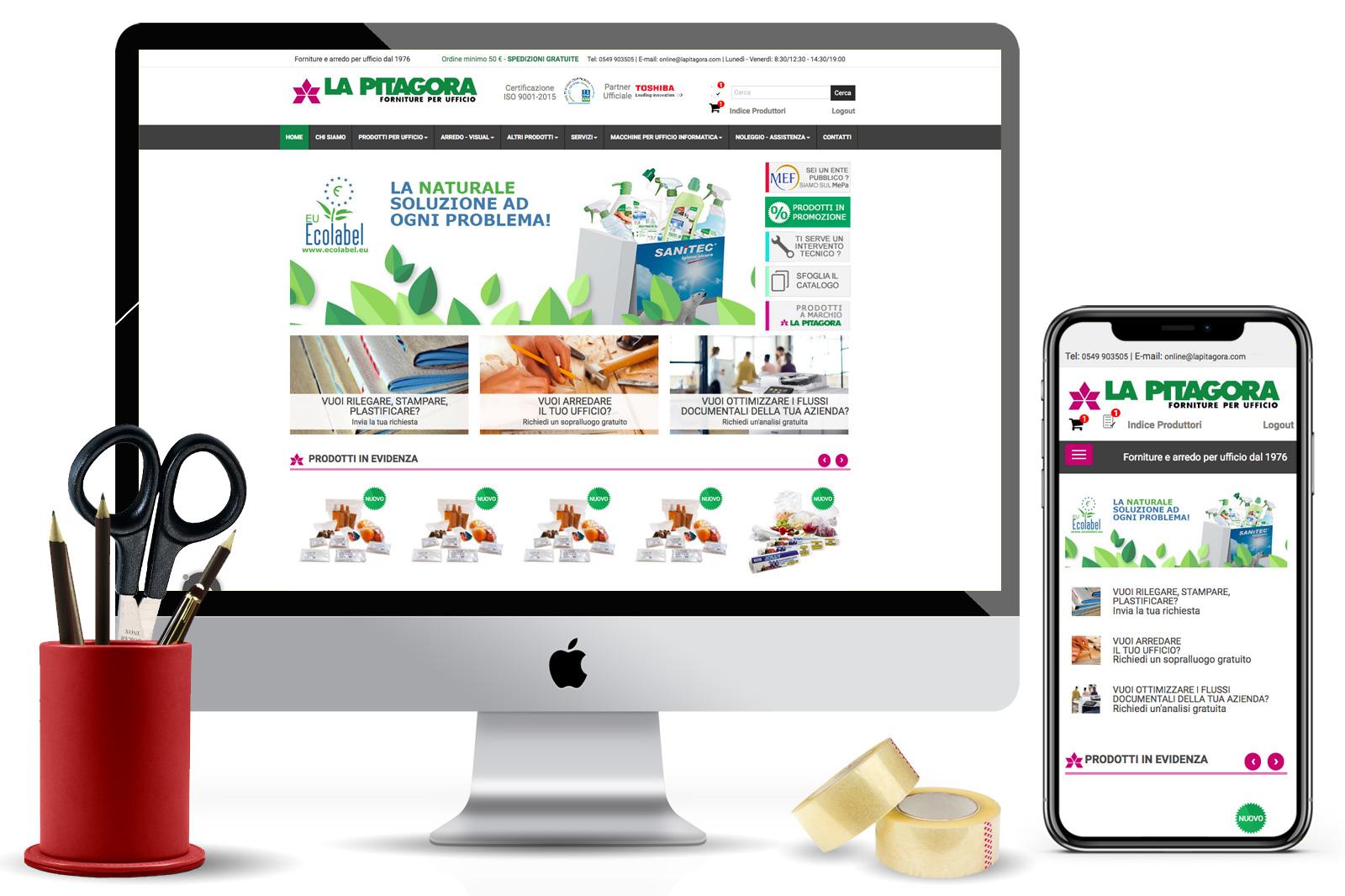 realizzazione-ecommerce-personalizzato-san-marino-LA-PITAGORA
