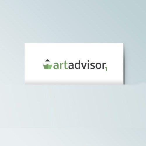 Realizzazione logo Art advisor