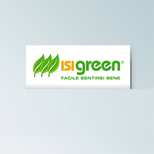 Realizzazione logo Isigreen