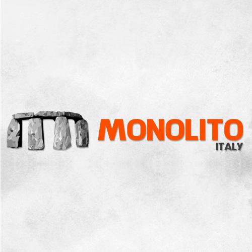 Realizzazione logo Monolito Italy