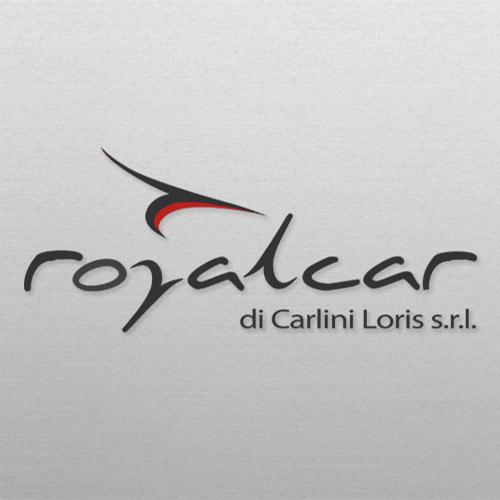 Realizzazione logo Royal car