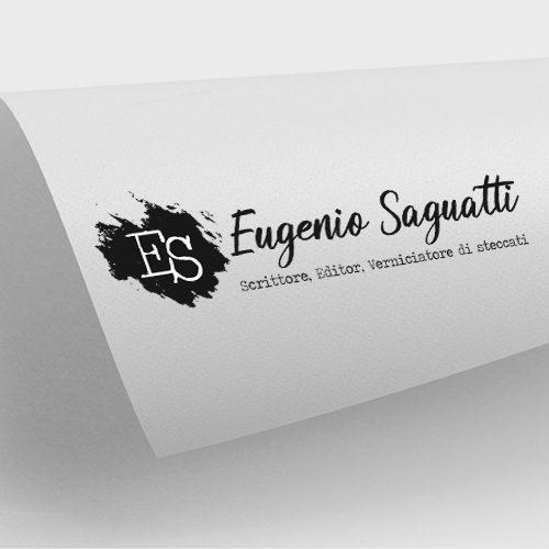 Realizzazione logo Eugenio Saguatti