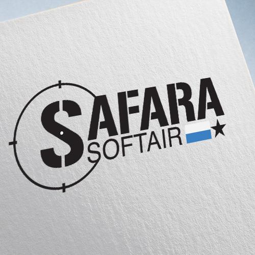 Realizzazione logo Safara softair