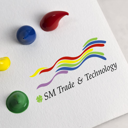 Logo SM trade & technology