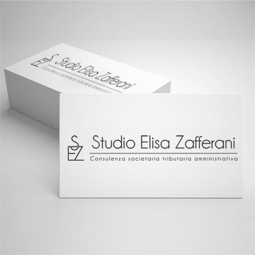 Realizzazione logo Studio Zafferani