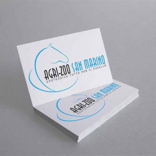 Realizzazione logo Agri-zoo San Marino