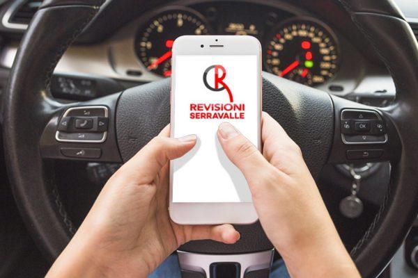 App mobile Centro Revisioni