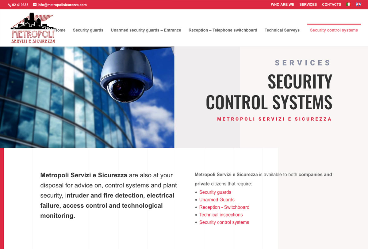 realizzazione-sito-web-agenzia-sicurezza-e-servizi-Milano-2