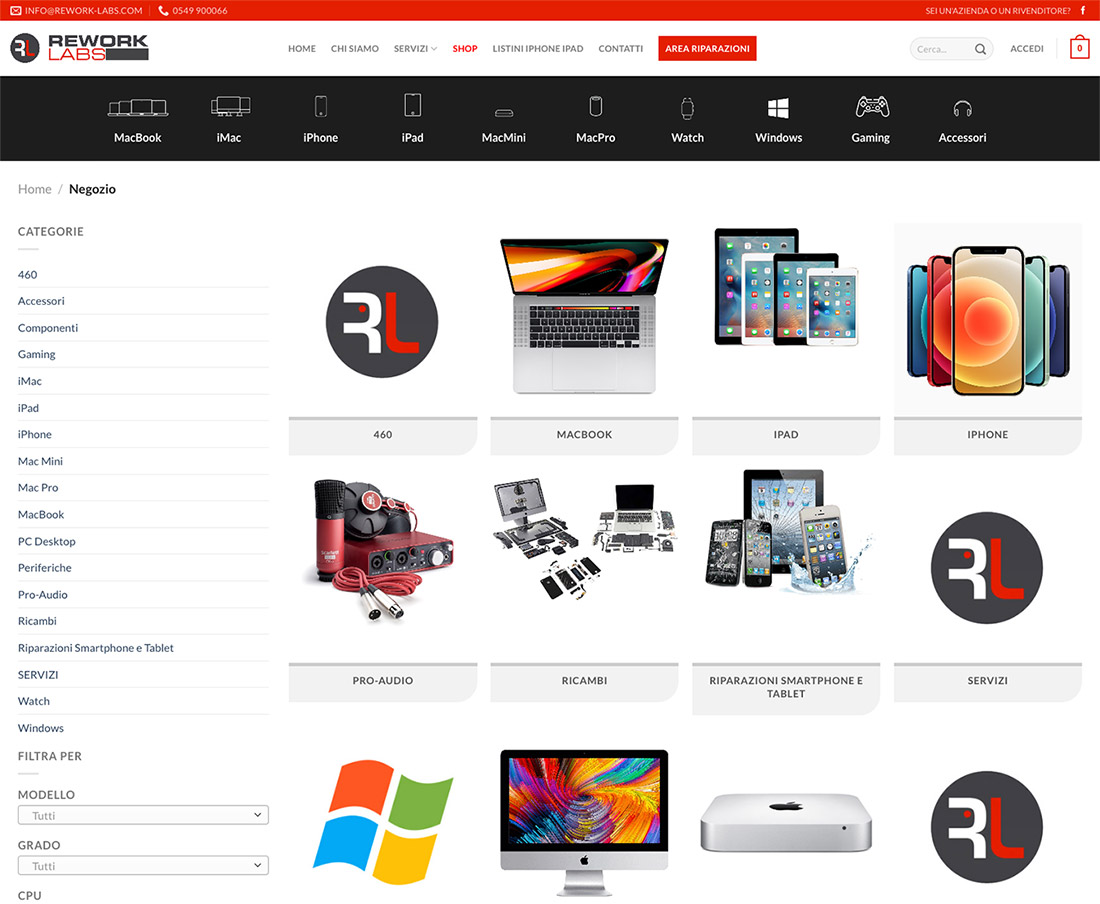 Sviluppo-ecommerce-vendita-prodotti-apple-pc-nuovi-e-ricondizionati-4