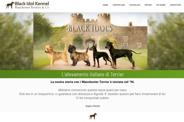 Black Idol Kennel